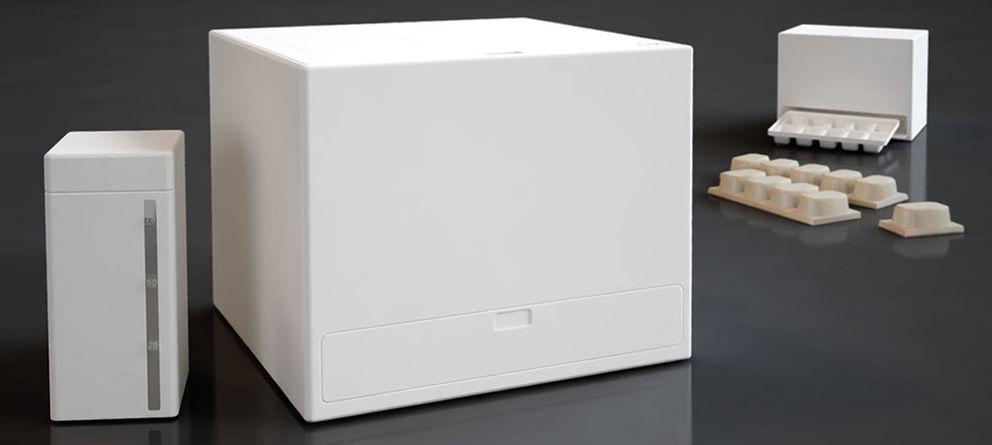 Foto: Un 'gadget' que permite crear jabón casero a partir de aceite usado