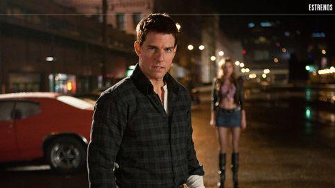 'Jack Reacher: nunca vuelvas atrás', el declive de Tom Cruise