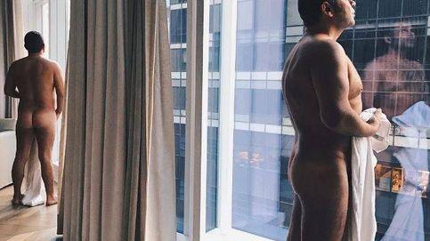 Jorge Javier explica su desnudo: Siento ternura cuando examino mi cuerpo