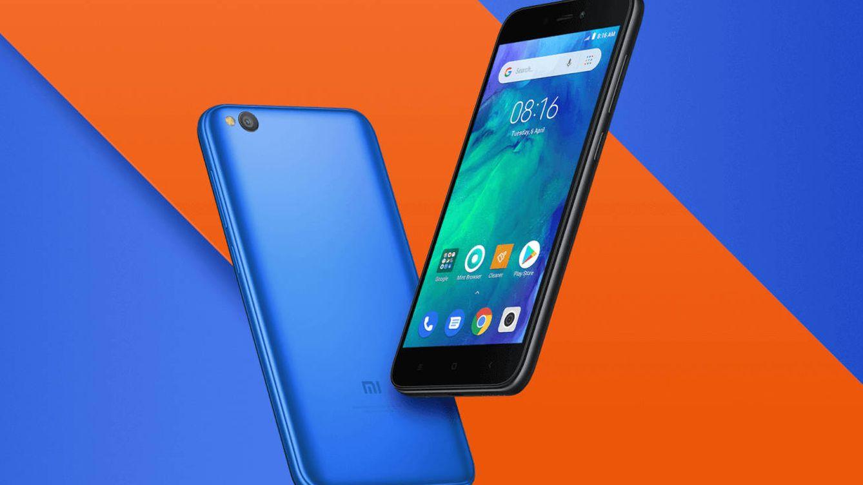 Redmi Go: este es el móvil más barato que jamás ha presentado Xiaomi