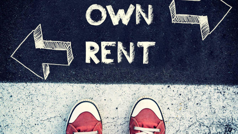 Foto: Efecto rebote: la demanda vuelve al alquiler ante la imposibilidad de comprar casa. (Foto: iStock)