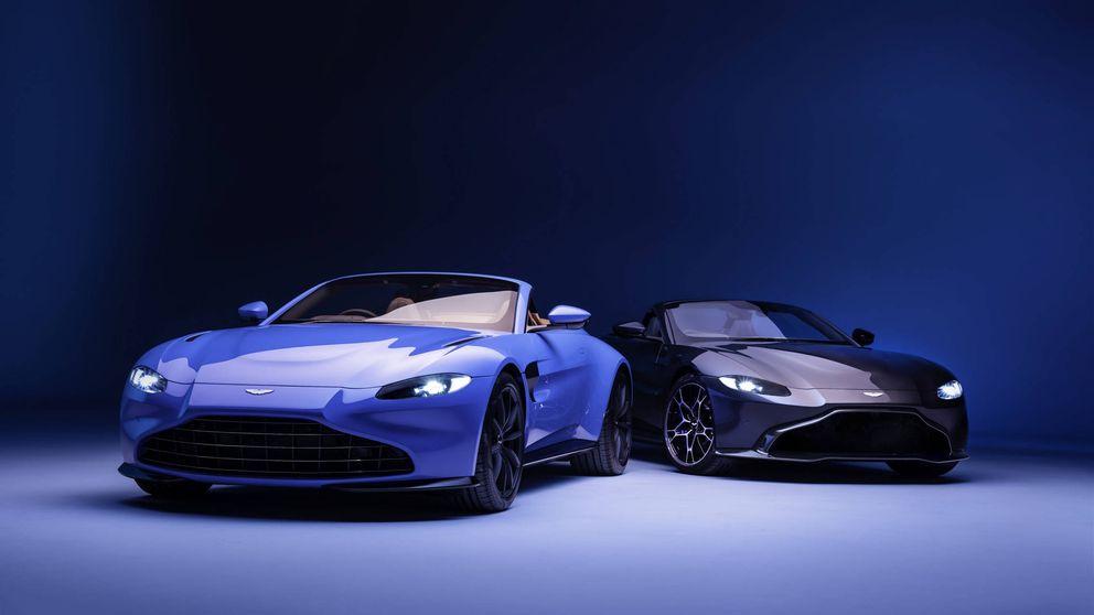 Uno de los descapotables más rápidos de la historia, Aston Martin Vantage Roadster