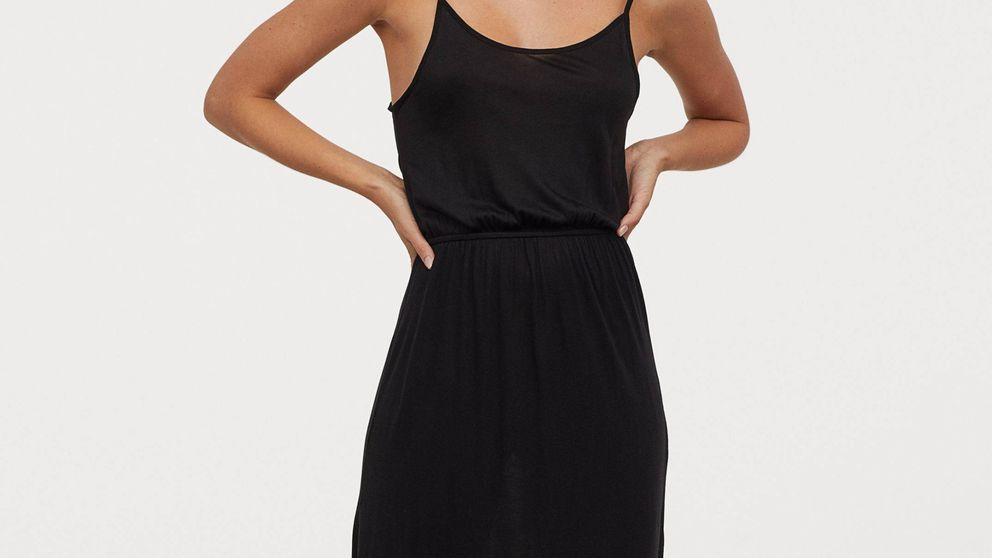 Tus looks 'après beach' serán perfectos con este vestido de H&M de 8 euros