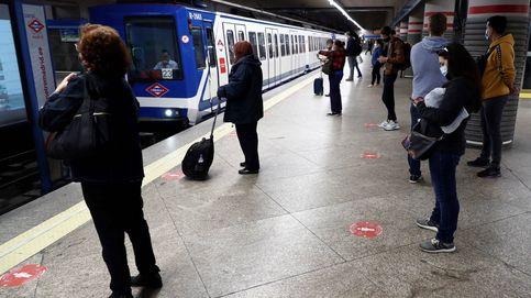 Consulta los horarios de Metro de Madrid, autobuses y Cercanías para Nochevieja
