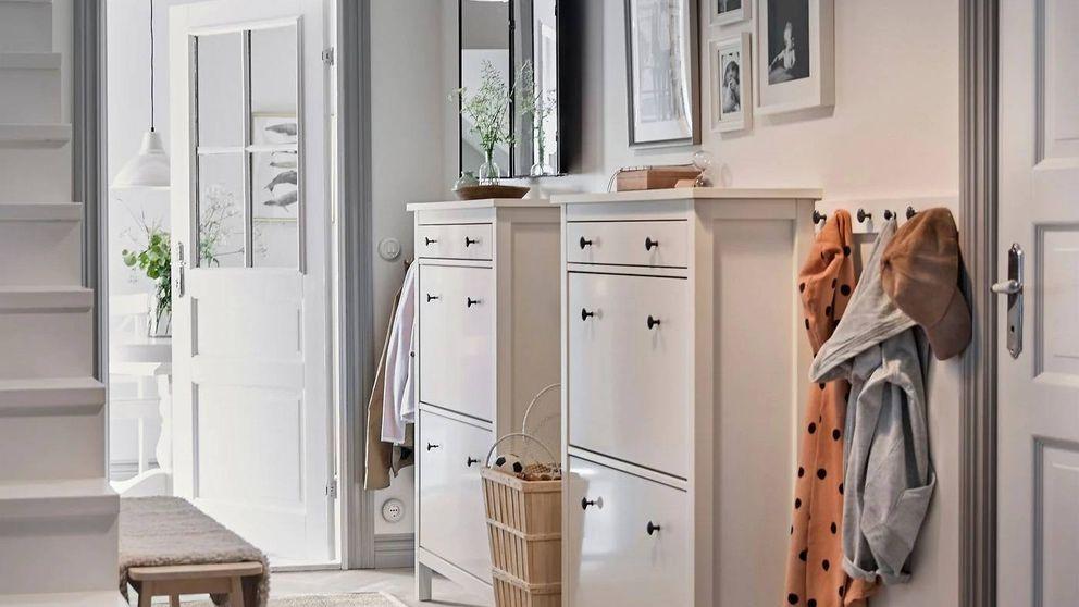 Ikea te ayuda a decorar tu recibidor para aprovechar el espacio disponible