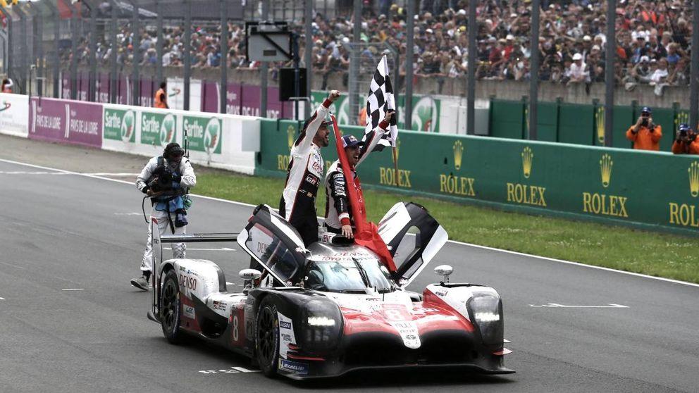 Please, my friend, be brave: así cambió Alonso el rumbo de las 24 Horas de Le Mans