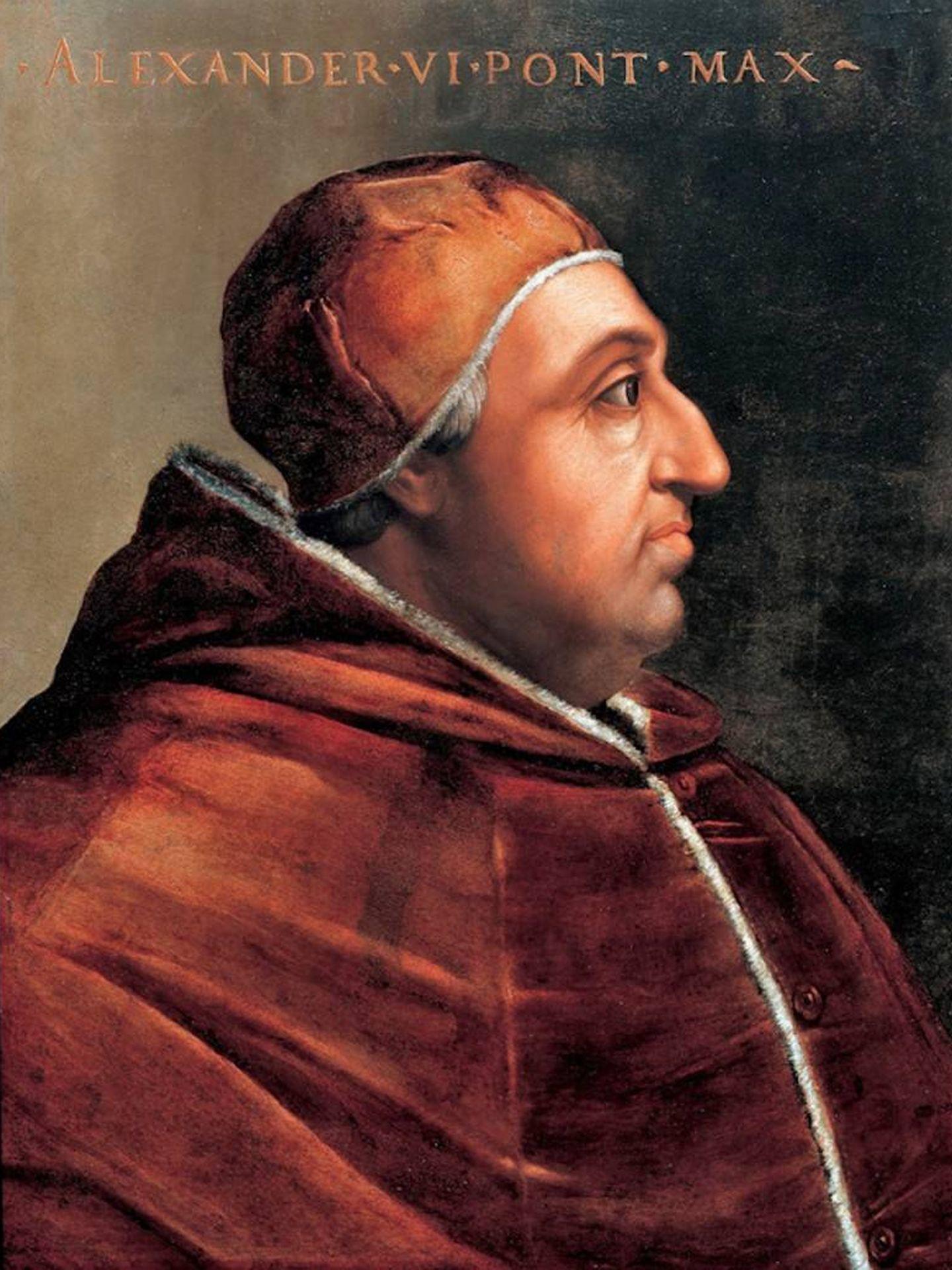 El Papa Alejandro VI. (Wikipedia)