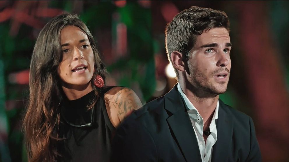 'La isla de las tentaciones': Álex y Fiama deciden seguir juntos pero sin boda