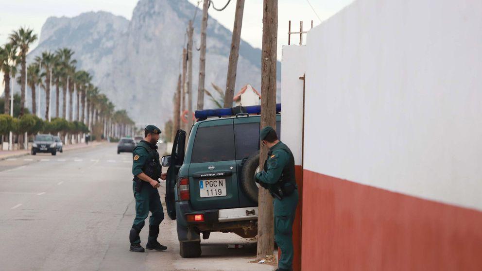 A prisión 13 detenidos tras el desembarco de 400 kilos de hachís en Marbella