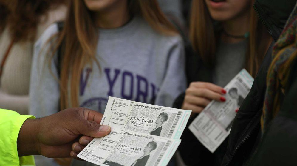 Foto: Adiós a la reventa: la idea española para acabar con el fraude de las entradas. (EFE)