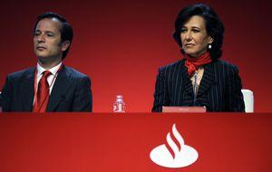 Ana Patricia Botín destituye a Javier Marín en Banco Santander