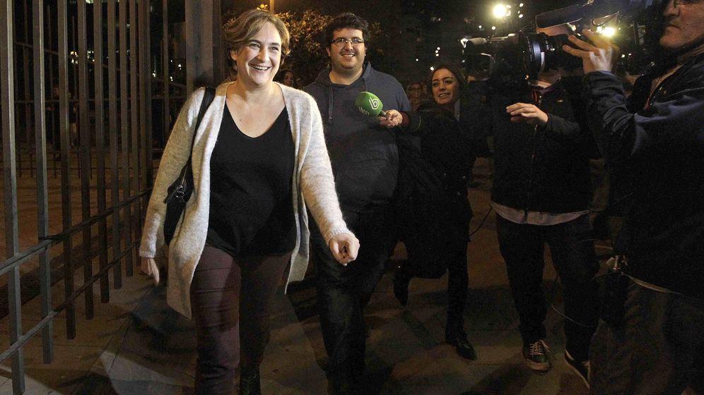 Foto: La alcaldesa de Barcelona, Ada Colau, en una imagen de archivo. (EFE)