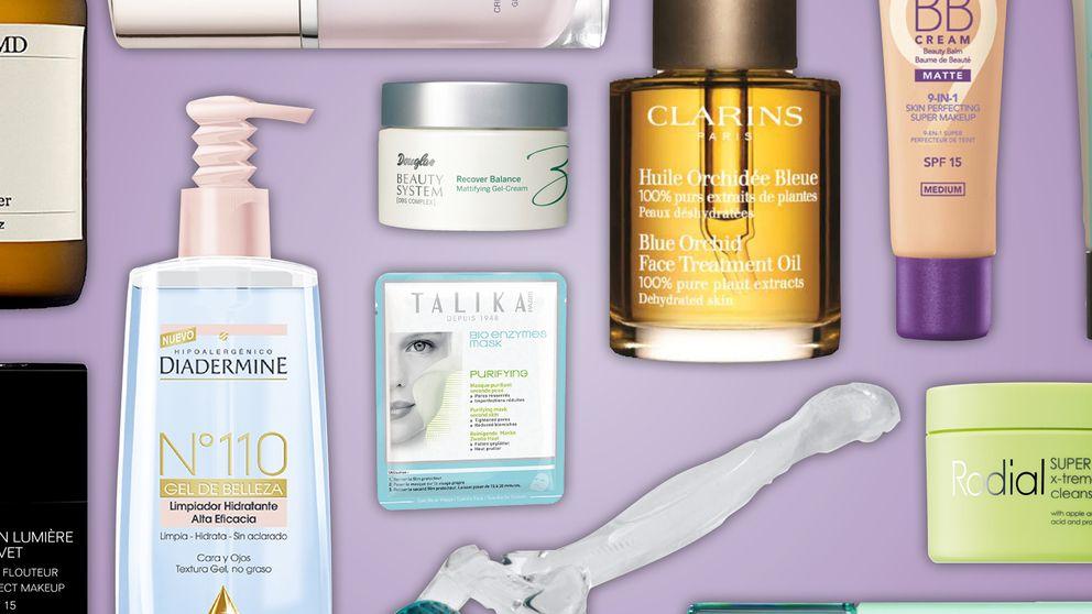 Pieles mixtas: 10 cosméticos y 1 gadget sorprendente
