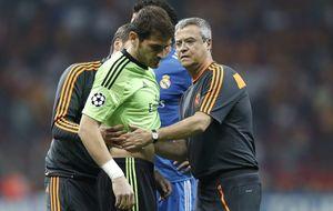 A Iker Casillas se le está apagando su 'estrella', aquella que parecía eterna