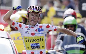 Al Tinkoff-Saxo no le duele la baja de Contador y suma otra victoria