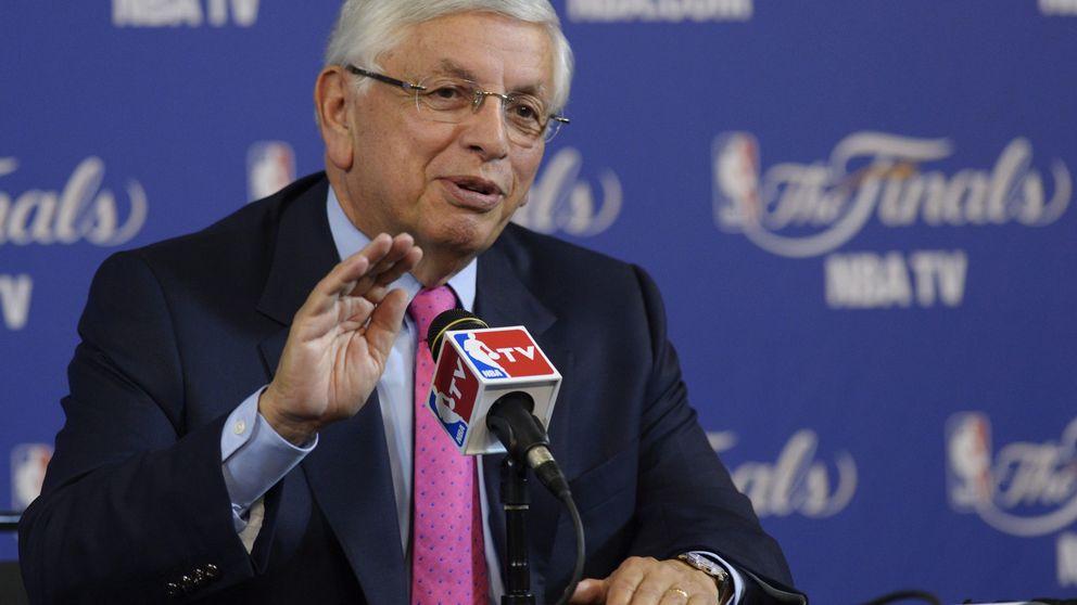 Muere David Stern, el hombre que convirtió la NBA en una competición global