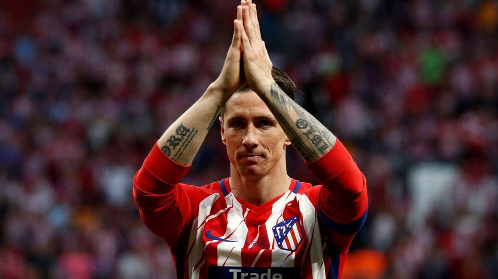Foto: Fernando Torres anuncia su retirada después de 18 años como profesional. (Reuters)
