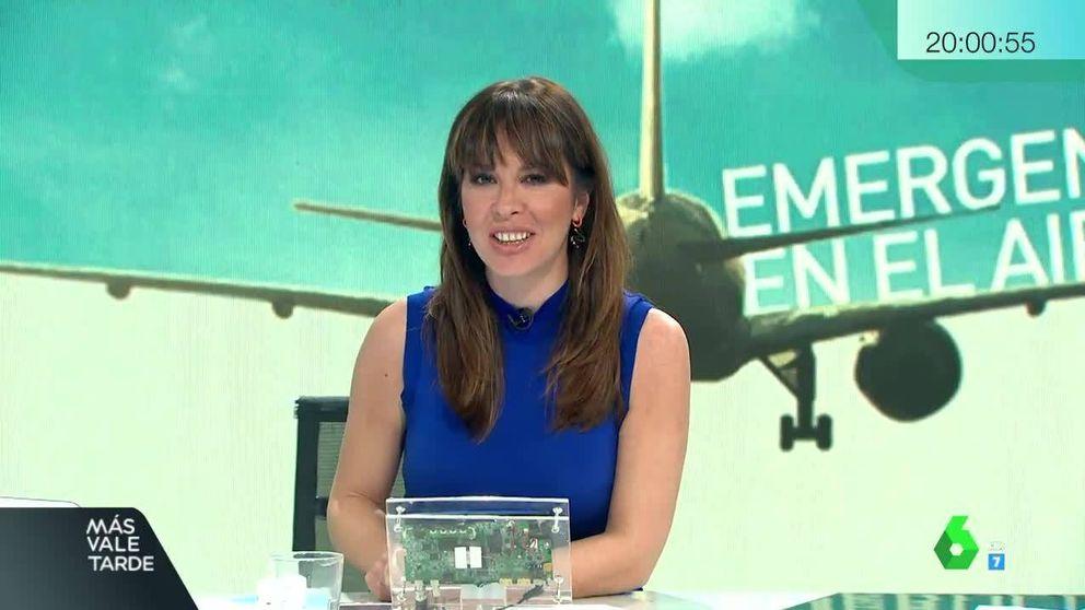 La Sexta se pierde el aterrizaje en directo del Air Canadá por irse a publicidad
