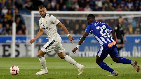 Alavés - Real Madrid en directo
