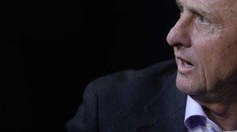 Johan Cruyff: negocios, carácter y chupachups