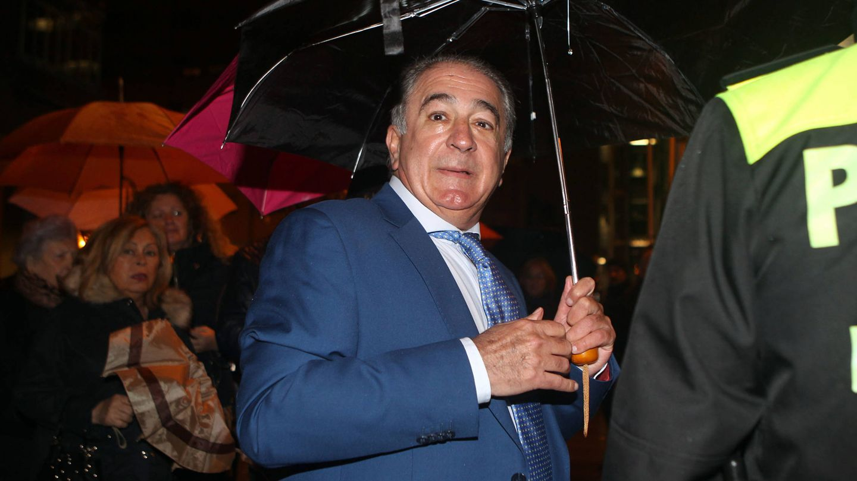 Bernardo Pantoja, en una fotografía de archivo. (Gtres)