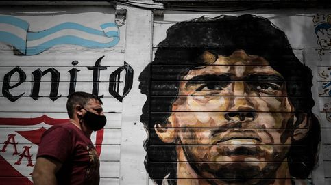 Declaran a la paternal la capital mundial del fútbol en honor a maradona