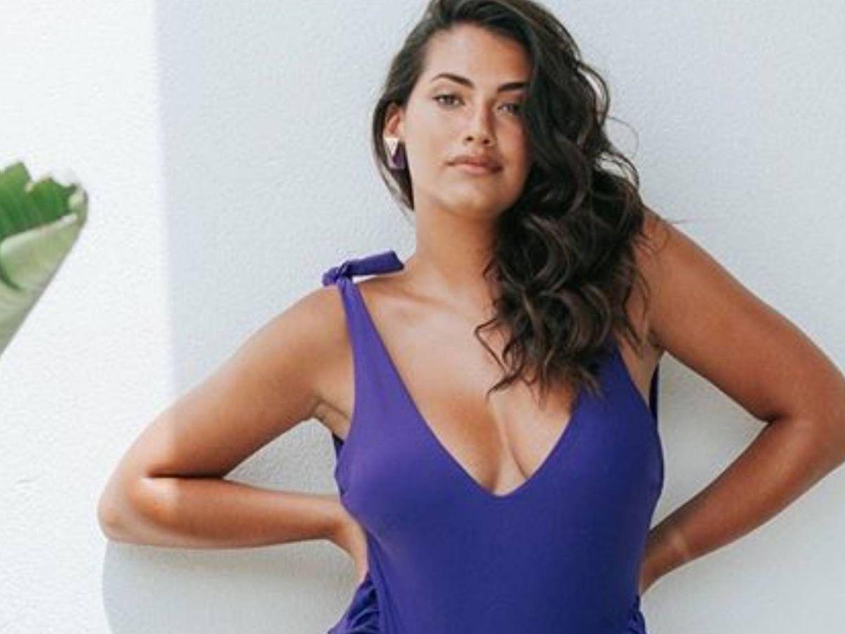 La Ashley Graham Espanola Nos Trae Los Mejores Bikinis Y Banadores Para Tallas Grandes