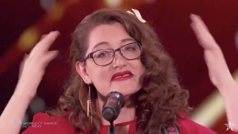 Una cantante sorda sorprende con su voz al jurado de 'America's Got Talent'