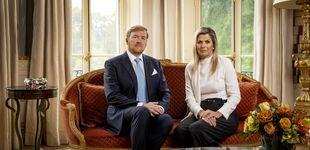 Post de Guillermo y Máxima de Holanda piden perdón con un vídeo por su