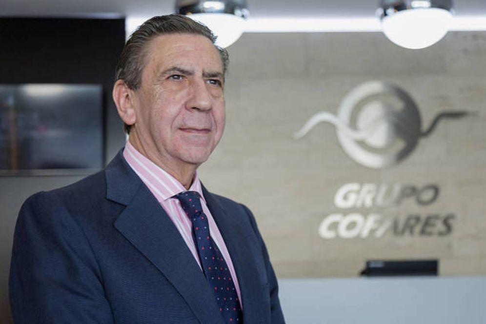 Foto: El ya expresidente de Cofares Juan Ignacio Güenechea.