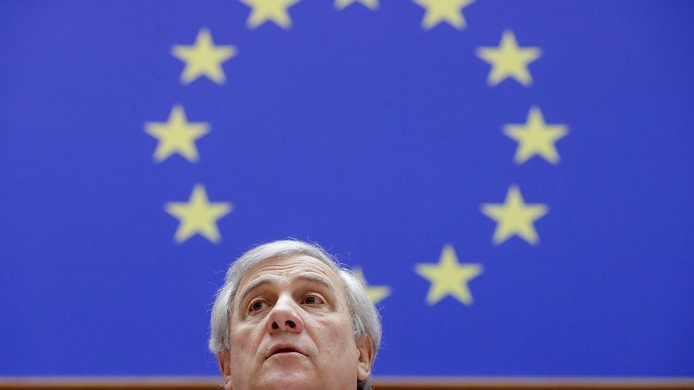 Foto: Antonio Tajani. (EFE)