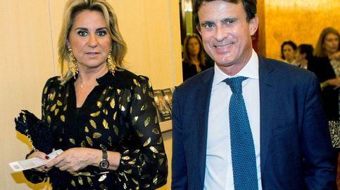 Manuel Valls y Susana Gallardo, más cerca de París: nueva casa y nuevo cargo