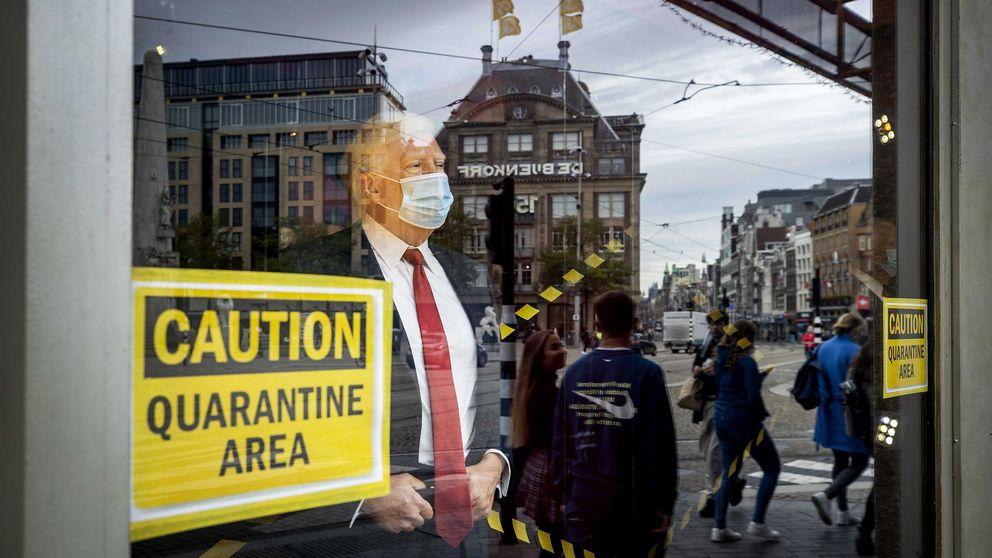 El coronavirus asedia Holanda: Si sigue así, la segunda oleada va a ser un tsunami