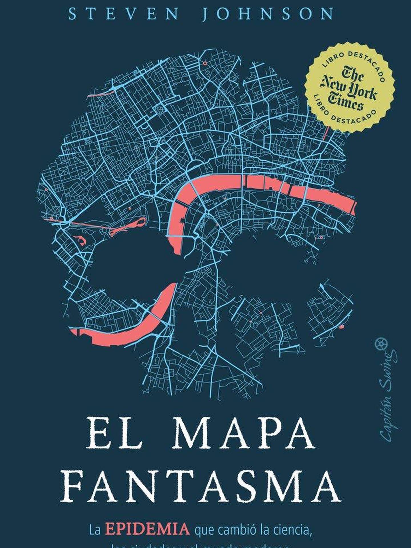 'El mapa fantasma' (Capitán Swing).