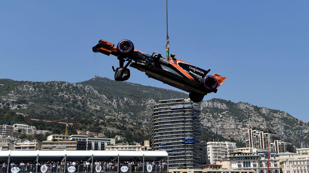 Los mil y un dramas de Honda que dejan en vilo el futuro de Fernando Alonso