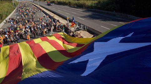 Las coces de la 'rauxa y otra revolución catalana