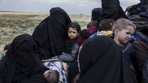 Las tres españolas casadas con yihadistas que sobrevivieron al cerco final del ISIS