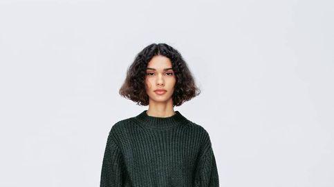 Nunca antes un jersey oversize había sido tan favorecedor como este de Zara con cinturón