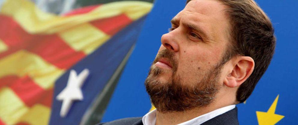 Foto: Todas las caras de Oriol Junqueras, el hombre que tiene la llave de la Generalitat