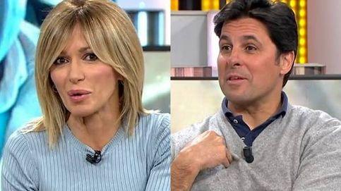 Esa pregunta sobraba: Susanna Griso riñe a Fran Rivera en 'Espejo público'