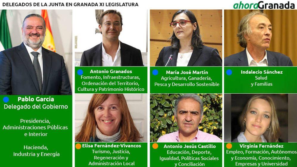 Foto: Elisa Fernández-Vivancos, abajo a la izquierda.