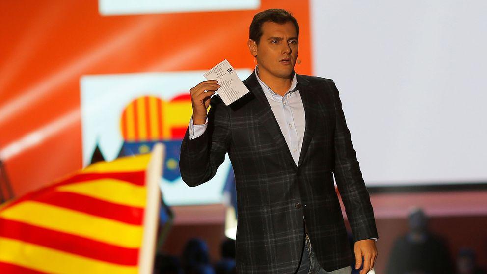 Rivera, convencido de que PP y PSOE  pactarán para que no gobierne Cs