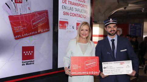 La tarjeta que no sabe usar Pedro Duque: 18.000 incidencias y 4,5 cargas por viajero