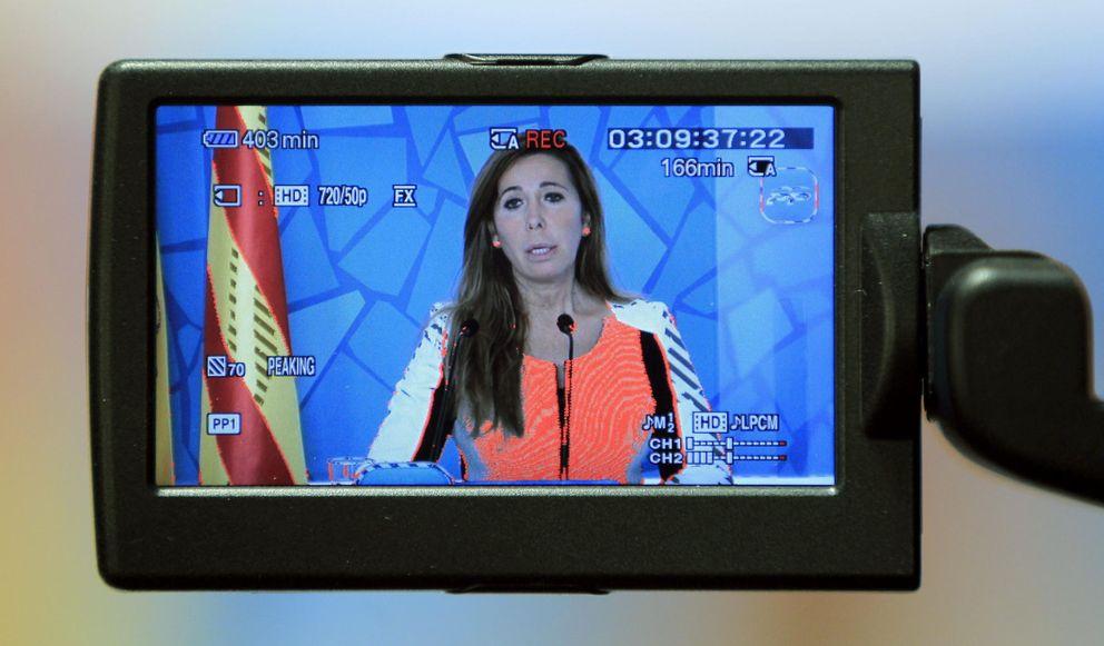 Alicia Sánchez-Camacho. (EFE)
