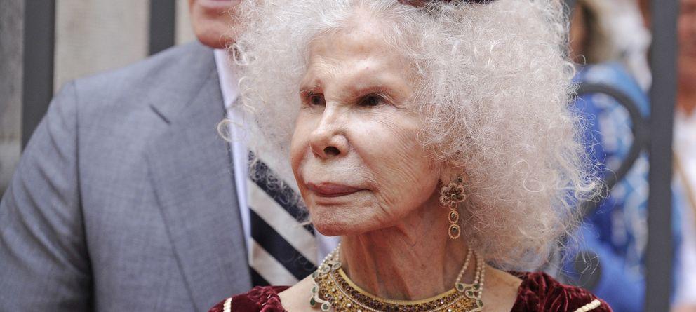 Adiós, duquesa… Hasta siempre, Cayetana