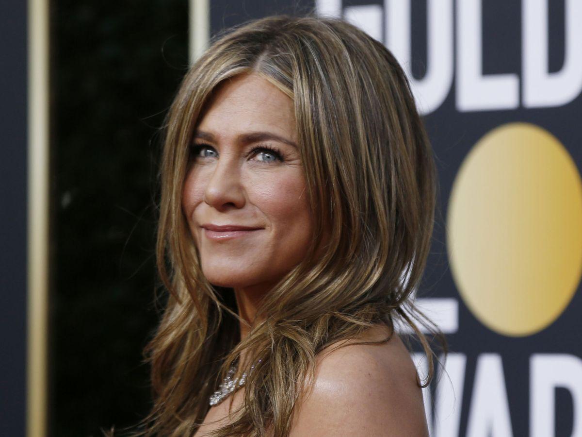 Foto: Jennifer Aniston, en la última edición de los Globos de Oro. (Reuters)