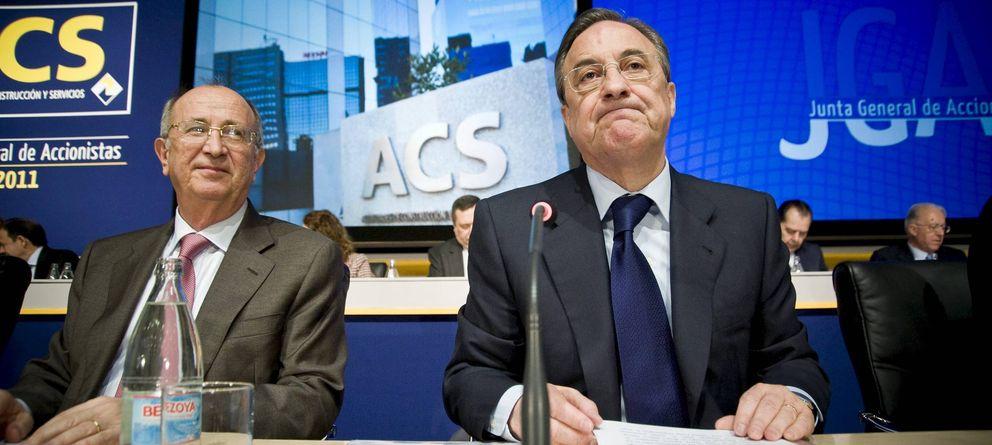 ACS fracasa en su intento de salir del capital de Iberdrola por la puerta de atrás