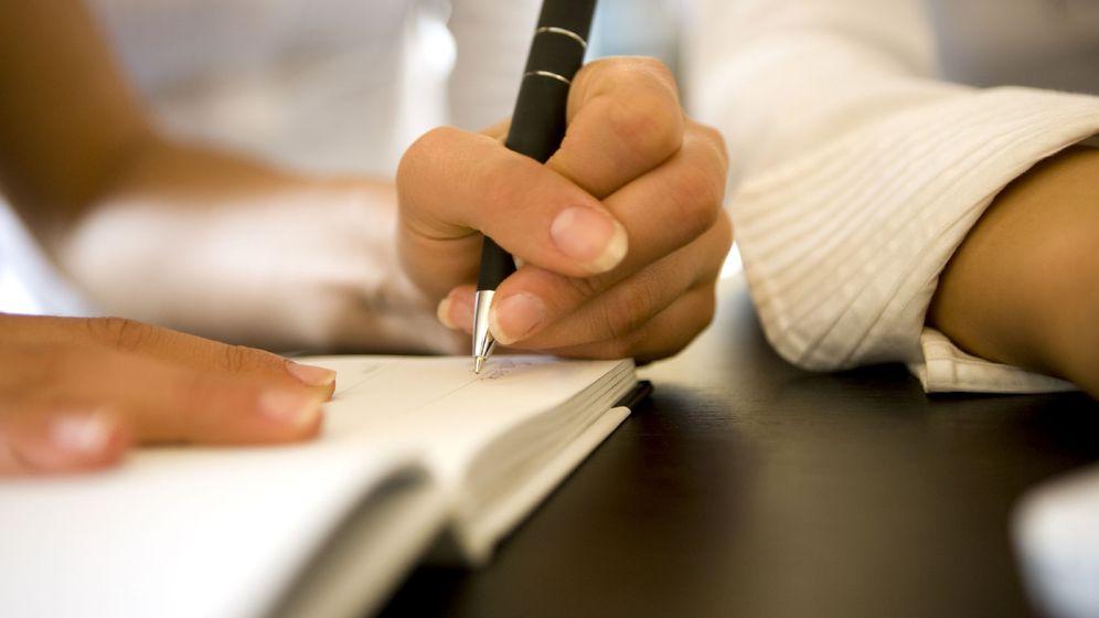 Foto: Escribir con 'pilot' es un infierno para ellos, la tinta se corre con cada palabra. (iStock)