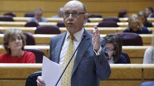 La caja de Montoro se llena: oxígeno para Rajoy