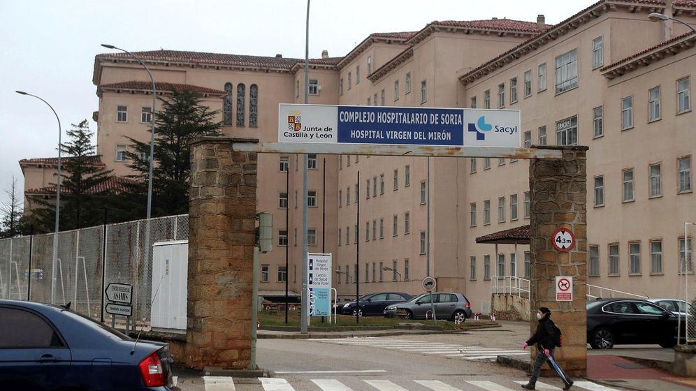 Foto: Soria y Segovia son las dos provincias con más casos de coronavirus por cada 100.000 habitantes. (EFE)